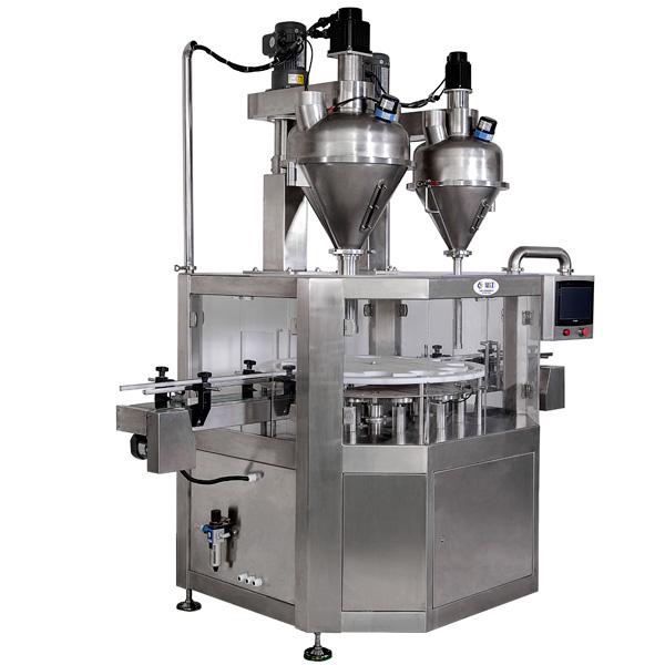 DJ-2B3全自动粉剂罐装机