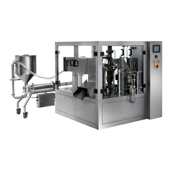 DJ-GDY200全自动液体/膏体产品定量制袋包装机